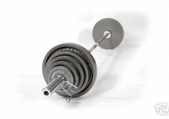 Troy/ USA Econo 290 lb Olympic Weight Set