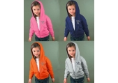 WOD Kids Zip Up Hoodies