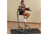 Body Solid Vertical Knee Raise & Dip Stand