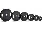 Iron Grip Urethane Coated Olympic Plates