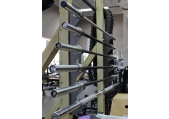 CFF Wall Mounted Olympic Bar Storage Rack