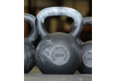 CFF K2 Kettlebells - Powder Coated Russian Kettlebell
