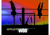 Small Affiliate Gym WOD Package #3 w/ Pull Up Rig