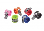 Lock-Jaw HEX - Olympic Bar Collars