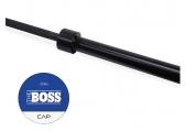 Cap Barbell - Power Squat Bar w/center knurling