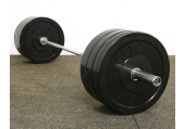 CFF Rubber Olympic Bumper Plates