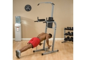 Powerline Vertical Knee Raise Chin Dip
