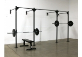 "CFF Wall Mounted Pull Up Rig - 2"" x 2"" Base Series"