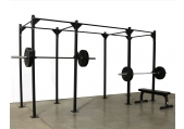 "CFF Free Standing Pull Up Rig - 2"" x 3"" WOD Series"