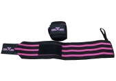 CFF Women's Pink Elite Wrist Wraps
