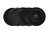Wright Bumper Plates - Solid Rubber