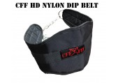 CFF Heavy Duty Nylon Dip Belt with Chain