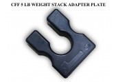 CFF 5 lb Weight Stack Adapter Plate