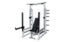 York Barbell's ST Multifunction Rack