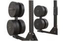 CFF Pro Series Half Rack - Beast 2.0 - plate horns