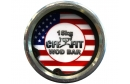 "CFF Women's 15kg USA ""WOD BAR"" - end cap"