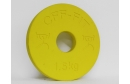 Calibrated Fractional Rubber Olympic Weights 1.50KG