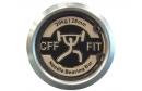 CFF Keystone Needle Bearing Bar - end cap