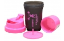 """CFF """"Strong is the new Skinny"""" Protein Shaker Cup 16oz"""